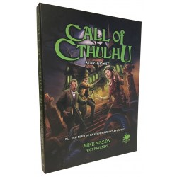 Call of Cthulhu RPG: Starter Set + PDF в D&D и други RPG / Други RPG