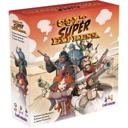 Colt Super Express (2020) - настолна игра