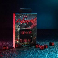 Cyberpunk Red RPG Essential Dice Set (6) в Аксесоари / Зарове за игри