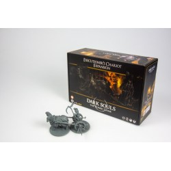Dark Souls: The Board Game - Mega Boss Expansions - RETAIL EXCLUSIVE - Executioner's Chariot