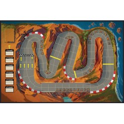 Downforce: Danger Circuit Expansion (IELLO English edition, 2018)