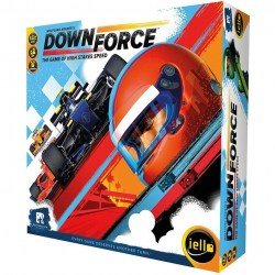 Downforce (IELLO English edition, 2018) - настолна игра