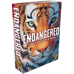 Endangered (2020) - кооперативна настолна игра