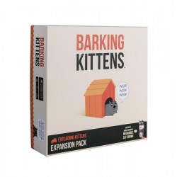 Exploding Kittens: Barking Kittens Expansion (2020) Board Game