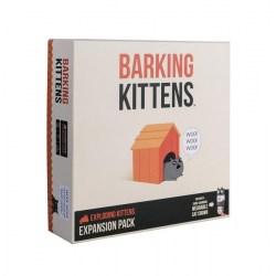 Exploding Kittens: Barking Kittens Expansion - разширение за английско издание на Експлодиращи Котета