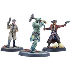 Fallout: Wasteland Warfare - Survivors Unusal Allies Box