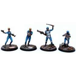 Fallout: Wasteland Warfare - Survivors Vault Personnel Box