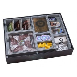 Folded Space: Gloomhaven: Forgotten Circles Exp. Organiser in Box organizers