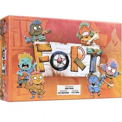 Fort (2020) Board Game