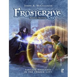 Frostgrave: Second Edition (Hardcover) в D&D и други RPG / Други RPG