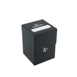 Gamegenic Black Deck Holder (100+) - черна кутия за карти в Кутии за карти