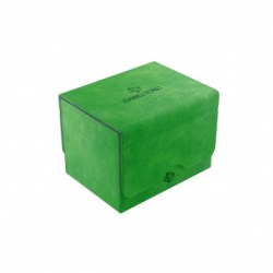 Gamegenic Sidekick Deck Holder (100+) - Green in Deck boxes