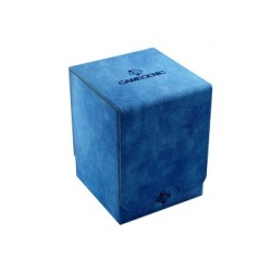 Gamegenic Squire Deck Holder (100+) - Blue in Deck boxes