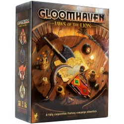 Gloomhaven: Jaws of the Lion (2020) - настолна игра
