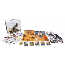 Horizon Zero Dawn: The Board Game (2020) - настолна игра