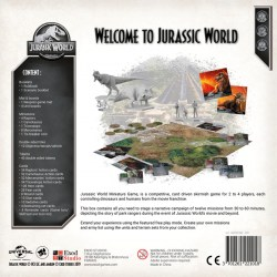 Jurassic World Miniature Game (2020) in Jurassic World