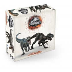 Jurassic World Miniature Game: Fallen Kingdom Expansion (2020) in Jurassic World