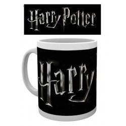 Керамична чаша - GBeye Mug: Harry Potter Logo в Подаръци