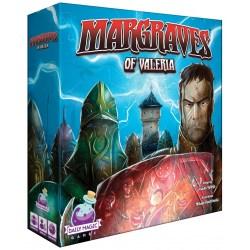 Margraves of Valeria (2020) - настолна игра