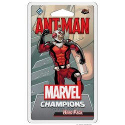 Marvel Champions: The Card Game - Ant-Man Hero Pack Board Game