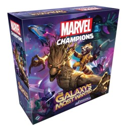 (Pre-order) Marvel Champions: The Card Game - Galaxy's Most Wanted Campaign Expansion (2021)