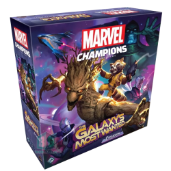 Marvel Champions: The Card Game - Galaxy's Most Wanted Campaign Expansion (2021) Board Game