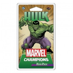 Marvel Champions: The Card Game - Hulk Hero Pack Board Game