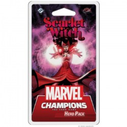 Marvel Champions: The Card Game - Scarlet Witch Hero Pack
