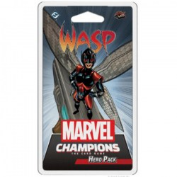 (Pre-order) Marvel Champions: The Card Game - Wasp Hero Pack