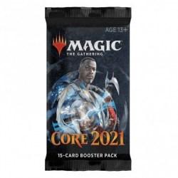 MTG: Core Set 2021 Draft Booster (1 бустер) в Magic: the Gathering