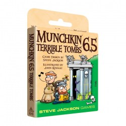 Munchkin 6.5: Terrible Tombs Board Game