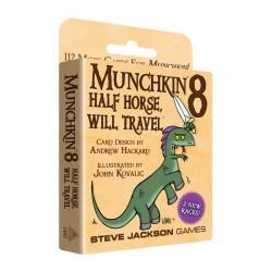 Munchkin 8: Half Horse, Will Travel Expansion