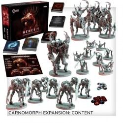 Nemesis: Carnomorphs (2019) - разширение за настолна игра