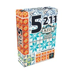 5211 Azul (2020, Dutch Edition) - настолна игра