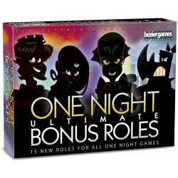 One Night Ultimate: Bonus Roles Expansion (2019) - разширение за настолна игра