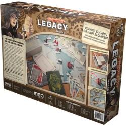 Pandemic Legacy: Season 0 (2020) - настолна игра