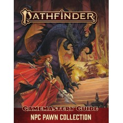 Pathfinder Pawns: Gamemastery Guide NPC Pawn Collection in Pathfinder 2nd Edition Books