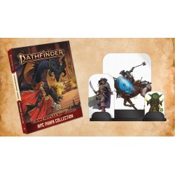 Pathfinder Pawns: Gamemastery Guide NPC Pawn Collection в D&D и други RPG / Pathfinder 2nd Edition
