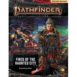 Pathfinder RPG Second Edition: Adventure Path - Age of Ashes #4 Fires of the Haunted City (2020) в D&D и други RPG / Pathfinder 2nd Edition
