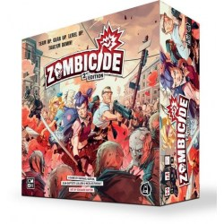 (Pre-order) Zombicide (2nd Edition, 2020) - настолна игра