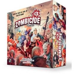 Zombicide (2nd Edition, 2020) - настолна игра