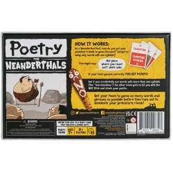 Poetry for Neanderthals (2020) Board Game