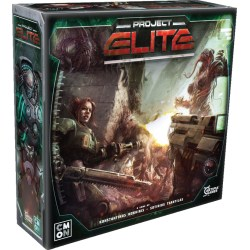Project: ELITE (CMON, 2020) - настолна игра