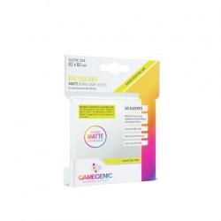 Протектори за карти Mattе Gamegenic Mattе  Big Square Sleeves 82x82mm (50 броя, за настолни игри, матови, плътни) в Други размери