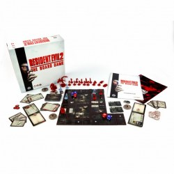 Resident Evil 2: The Board Game (2019) - кооперативна настолна игра