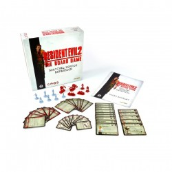 Resident Evil 2: The Board Game - Survival Horror Expansion Board Game