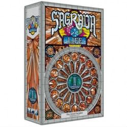 Sagrada: The Great Facades - Life Expansion (2020) - разширение за настолна игра