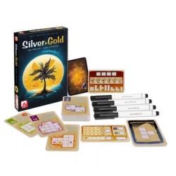 Silver & Gold (2019) - настолна игра