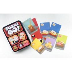 Sushi Go! (2013) - настолна игра с карти