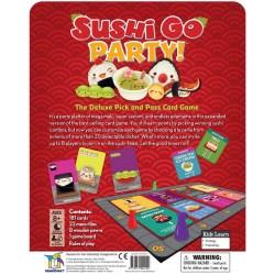 Sushi Go Party! - настолна игра с карти